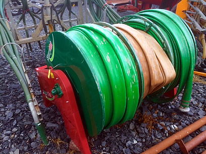 SlurryKat 600m Front Reeler for Sale - 2015 ex demo