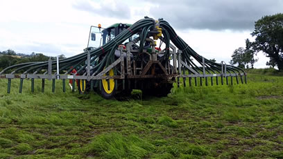 SlurryKat 9 Mtr Dribble Bar for Sale
