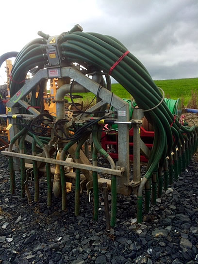 September 2014 SlurryKat 9 mtr Dribble Bar for Sale
