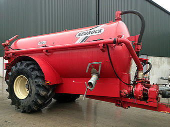 2005 Redrock 2000 Gallon Slurry Tanker For Sale