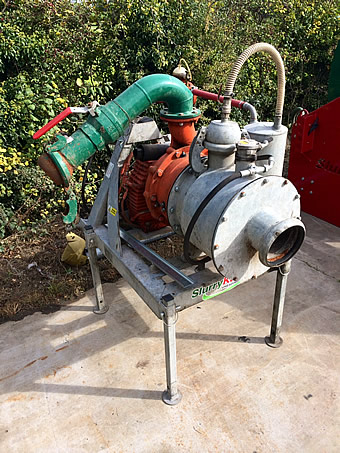 Used Doda HD35 Pump for Sale - 2012 - Guaranteed