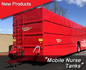 Mobile Nurse Tanks